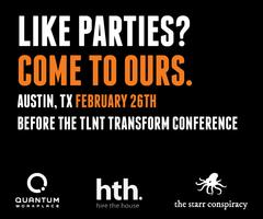 TLNT Transform Tweet-Up with The Starr Conspiracy and...