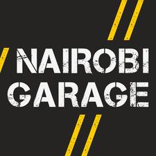 Nairobi // Garage logo