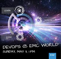 DevOps @ EMC World
