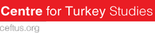 Centre for Turkey Studies logo