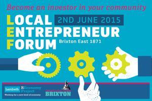 Lambeth Local Entrepreneur Forum