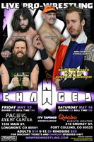 NRW CHARGED iTV Taping, May 15th, 2015