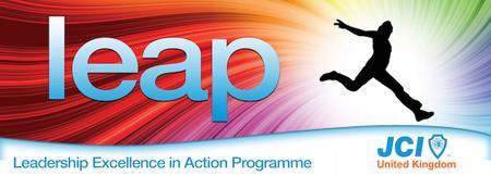 JCI UK Leadership Excellence in Action Program 2015...