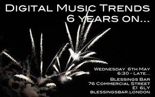 Digital Music Trends one-off meetup