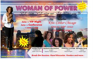 Woman of Power:  RE-claim, RE-align and RE-balance...