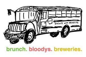 Brunch. Bloodys. Breweries. Chicago: VIP Lagunitas...