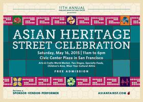 Asian Pacific Am Heritage Month & Asian Heritage...