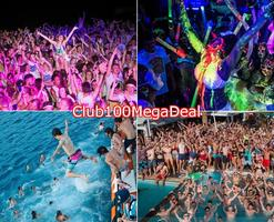 Club 100 Mega Deal Ayia Napa 2016