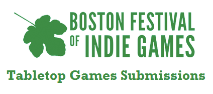 BostonFIG Tabletop Showcase Submission 2015 (First...