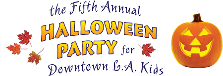 Halloween Party for Downtown LA Kids
