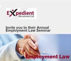 Free Annual Employment Law Seminar