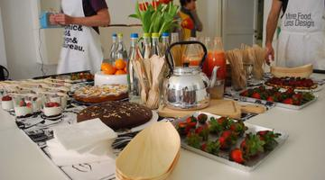 Natural Brunch Showcooking by siQuri