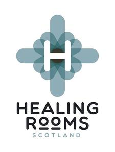 Healing Rooms Scotland  logo