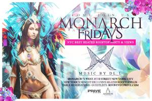 Monarch Rooftop Fridays