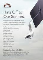 Averroes High School Graduation