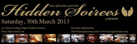 Mass Pleasures/Hidden Soirees