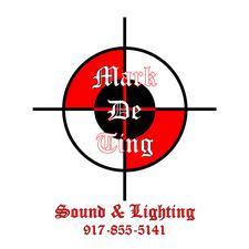 MarkDeTing Sounds logo