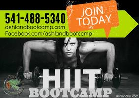 Ashland Fitness Bootcamp workout