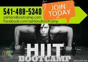 Ashland Fitness Bootcamp workout
