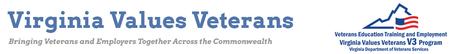 Virginia Values Veterans (V3) Employer Training Day...