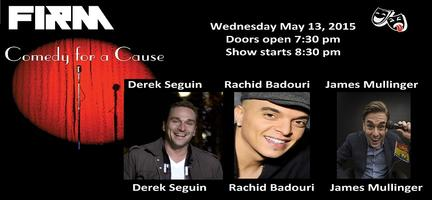 COMEDY FOR A CAUSE MAY 13