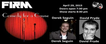 COMEDY FOR A CAUSE APRIL 29
