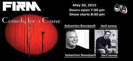 COMEDY FOR A CAUSE MAY 20