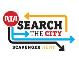 RTA's Search the City Scavenger Hunt