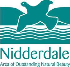 Nidderdale AONB logo