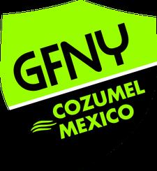 GFNY COZUMEL logo