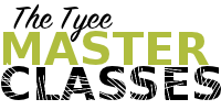 The Tyee Master Classes logo