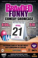 Bay Area's Best Live Stand-Up Comedy Show!