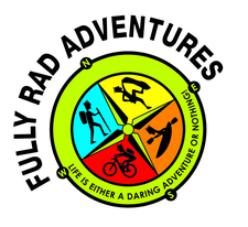 Fully Rad Adventures logo