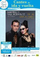 """MARTIRIO y RAUL RODRIGUEZ """"De un mundo raro Cantes por..."""