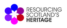 Resourcing Scotland's Heritage logo