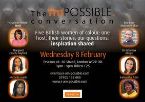 The I'mPOSSIBLE conversation - inspiration shared