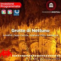 Invasione Digitale alle Grotte di Nettuno di Alghero