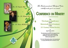 Conference On Ministry