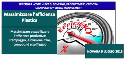 EFF.1.P.N - 1507: MASSIMIZZARE L'EFFICIENZA DELLE...