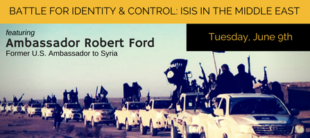 Battle for Identity & Control: ISIS in the Middle East
