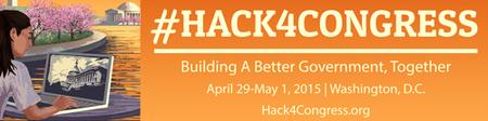#Hack4Congress DC