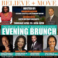 BELIEVE & MOVE ~ A Night of Networking