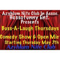 Buss-A-Laugh Thursdays