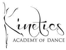 Kinetics Academy of Dance logo