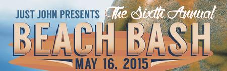 Just John's Presents The Sixth Annual Beach Bash