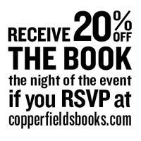 RSVP FREE EVENT: Ross E. Lockhart, 20% OFF BOOK COUPON...