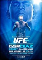 UFC 158 Georges St-Pierre vs Nick Diaz