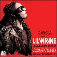AG Entertainment Presents :: Lil Wayne :: Saturday...