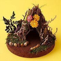Create a Fairy or Elf House Craft