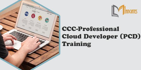 CCC-Professional Cloud Developer (PCD) 3 Days Training in Winnipeg
